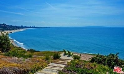 17352 W SUNSET UNIT 102, Pacific Palisades, CA 90272 - MLS#: 18399842