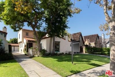 151 S MARTEL Avenue, Los Angeles, CA 90036 - MLS#: 18399980