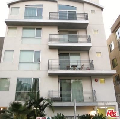 1611 S Beverly Glen UNIT 201, Los Angeles, CA 90024 - MLS#: 18400130