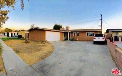 1126 W Avenue H6, Lancaster, CA 93534 - MLS#: 18400158