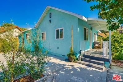 261 S AVENUE 52, Los Angeles, CA 90042 - MLS#: 18400312