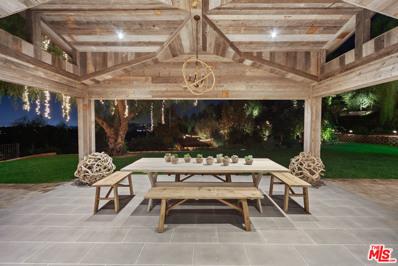 5207 SADDLE CREEK Road, Hidden Hills, CA 91302 - MLS#: 18400368