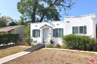 4631 Vesper Avenue, Sherman Oaks, CA 91403 - MLS#: 18400416