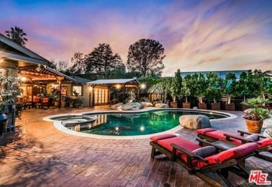 3338 BONNIE HILL Drive, Los Angeles, CA 90068 - MLS#: 18400426