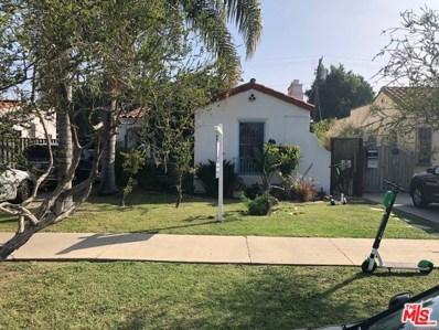626 N DETROIT Street, Los Angeles, CA 90036 - MLS#: 18400706