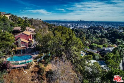 2780 OUTPOST Drive, Los Angeles, CA 90068 - MLS#: 18400784