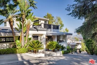 1153 SUNSET HILLS Road, Los Angeles, CA 90069 - MLS#: 18400796