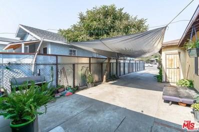 126 W GAGE Avenue UNIT 1, Los Angeles, CA 90003 - MLS#: 18400870
