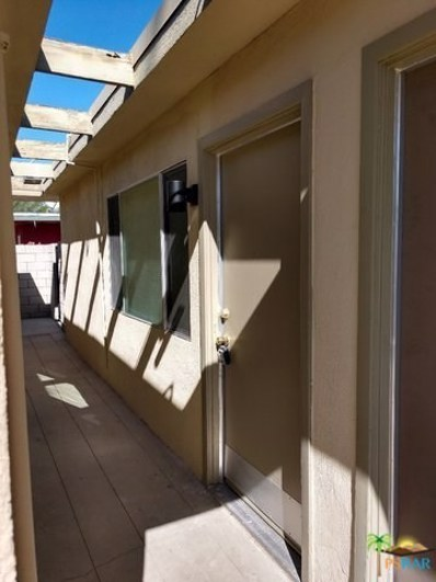 4086 E Calle De Carlos UNIT 4, Palm Springs, CA 92264 - MLS#: 18400884PS