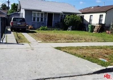 644 W 107TH Street, Los Angeles, CA 90044 - MLS#: 18400924