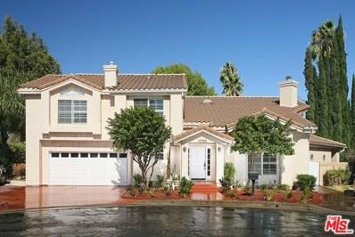 17325 SAN JOSE Street, Granada Hills, CA 91344 - MLS#: 18400972