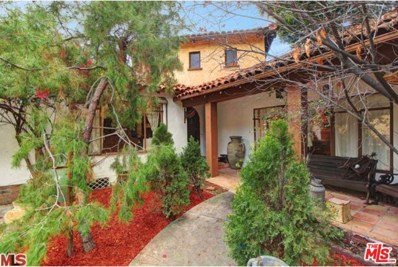 1538 N CRESCENT HEIGHTS, West Hollywood, CA 90046 - MLS#: 18400996