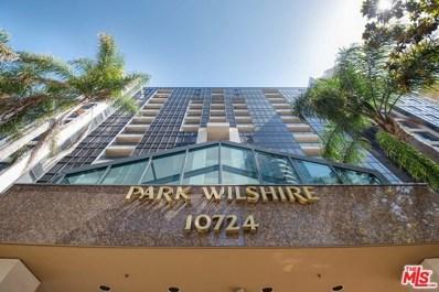 10724 WILSHIRE UNIT 705, Los Angeles, CA 90024 - MLS#: 18401016