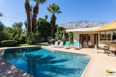 1117 E EL ALAMEDA, Palm Springs, CA 92262 - MLS#: 18401132PS