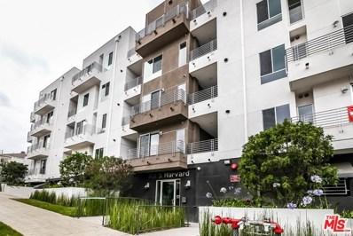 1101 S Harvard Boulevard UNIT 201, Los Angeles, CA 90006 - MLS#: 18401152