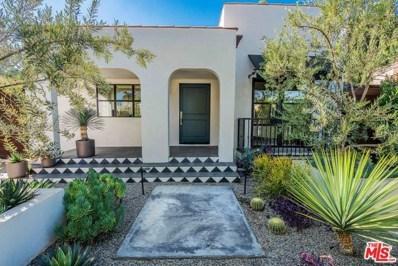 743 N JUNE Street, Los Angeles, CA 90038 - MLS#: 18401240