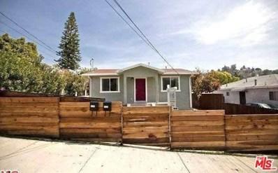 3338 Cazador Street, Los Angeles, CA 90065 - MLS#: 18401284