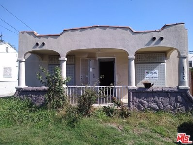 116 N CHESTER Avenue, Compton, CA 90221 - MLS#: 18401400