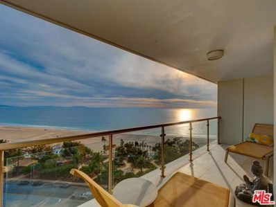 201 OCEAN Avenue UNIT 1601P, Santa Monica, CA 90402 - MLS#: 18401440