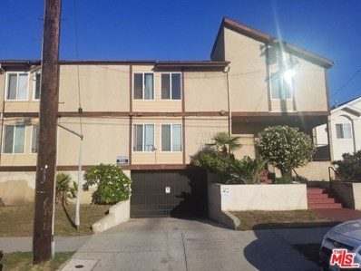 1350 N Marine Avenue UNIT 214, Wilmington, CA 90744 - MLS#: 18401446
