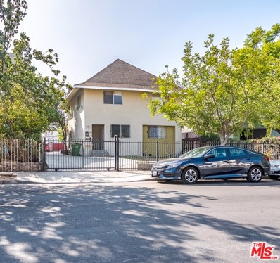 1712 W 24TH Street, Los Angeles, CA 90018 - MLS#: 18401452