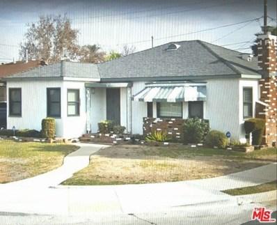 8720 S 11TH Avenue, Inglewood, CA 90305 - MLS#: 18401538