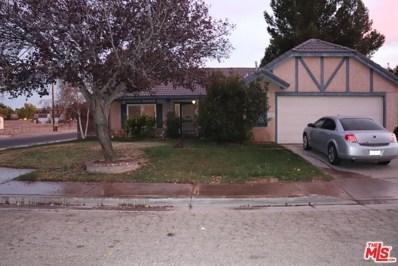 1602 W Newgrove Street, Lancaster, CA 93534 - MLS#: 18401700