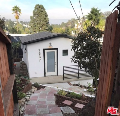 1637 DELTA Street, Los Angeles, CA 90026 - MLS#: 18401736