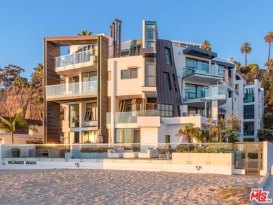 270 PALISADES BEACH Road UNIT 203, Santa Monica, CA 90402 - MLS#: 18401840