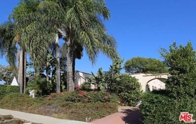 538 N SIERRA BONITA Avenue, Los Angeles, CA 90036 - MLS#: 18401894