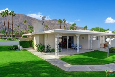 2250 S CALLE PALO FIERRO UNIT 1, Palm Springs, CA 92264 - MLS#: 18401896PS