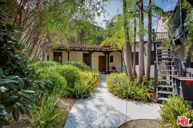 2718 Westshire Drive, Los Angeles, CA 90068 - MLS#: 18401934