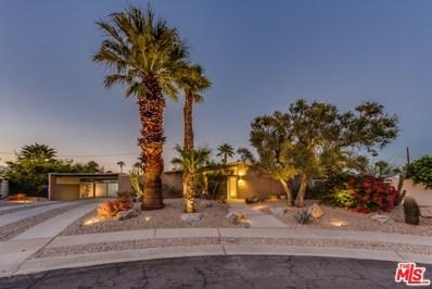 888 E JANET Circle, Palm Springs, CA 92262 - MLS#: 18401954