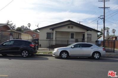 4713 Ascot Avenue, Los Angeles, CA 90011 - MLS#: 18402046