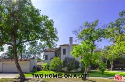 536 Grove Place, Glendale, CA 91206 - MLS#: 18402120