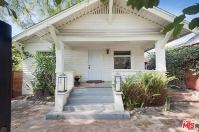 1003 HANCOCK Avenue, West Hollywood, CA 90069 - MLS#: 18402218