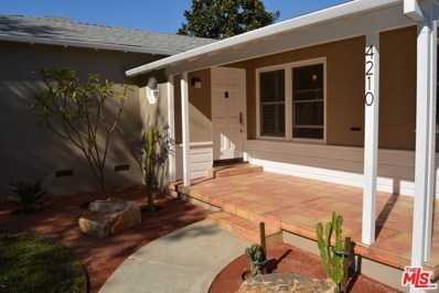 4210 Motor Avenue, Culver City, CA 90232 - MLS#: 18402856