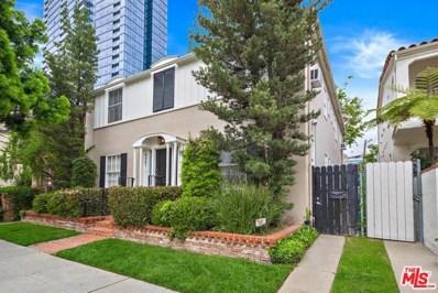 9965 Durant Drive, Beverly Hills, CA 90212 - MLS#: 18403100