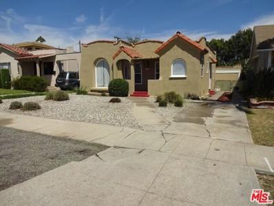637 W 106TH Street, Los Angeles, CA 90044 - MLS#: 18403326