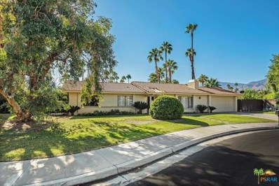 3167 E SAN MARTIN Circle, Palm Springs, CA 92264 - MLS#: 18403512PS