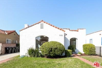 705 Brooks Avenue, Venice, CA 90291 - MLS#: 18403570