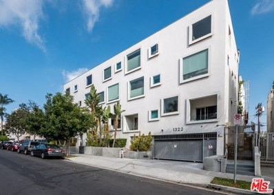1322 N Detroit Street UNIT 8, Los Angeles, CA 90046 - MLS#: 18403814