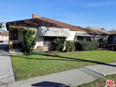 3317 W 81ST Street, Inglewood, CA 90305 - MLS#: 18403862
