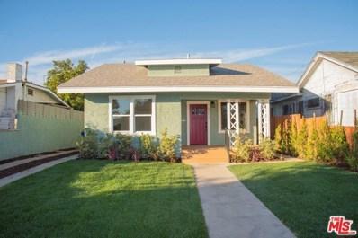 3217 MONTCLAIR Street, Los Angeles, CA 90018 - MLS#: 18403888