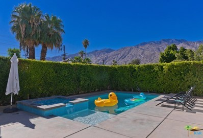 522 N CALLE MARCUS, Palm Springs, CA 92262 - MLS#: 18404124PS