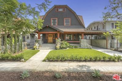 1802 S OXFORD Avenue, Los Angeles, CA 90006 - MLS#: 18404234