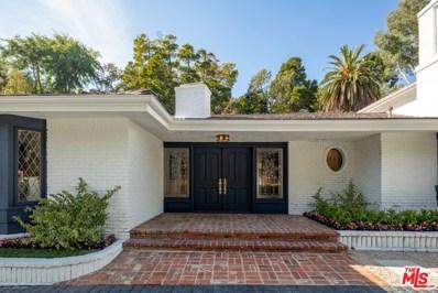 1133 SAN YSIDRO Drive, Beverly Hills, CA 90210 - MLS#: 18404294