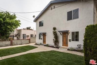 3551 El Sereno Avenue, Los Angeles, CA 90032 - MLS#: 18404530