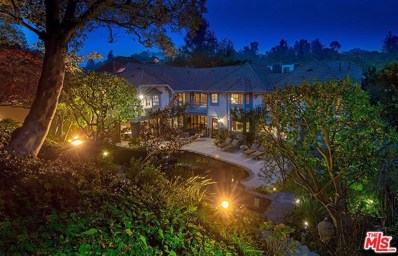 1235 BENEDICT CANYON Drive, Beverly Hills, CA 90210 - MLS#: 18404698