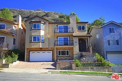 515 S VIA MONTANA, Burbank, CA 91501 - MLS#: 18404852